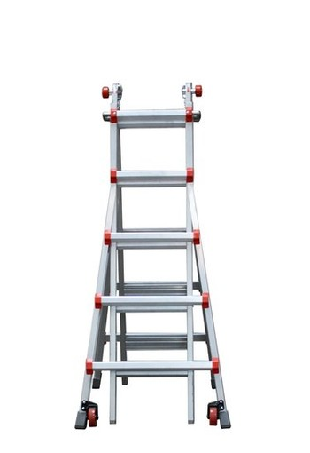 Telescoop ladder Little Giant 4x5