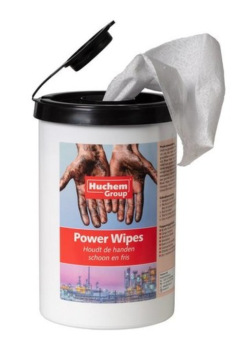 Power/Hand Wipes - 90 stuks