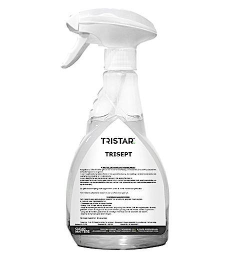 Trisept Desinfectie Sprayer 500 ml 1 fles