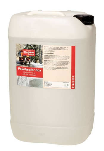 Pekelwater - Can 25L - strooizout oplossing